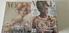 Vogue Magazine 125th Anniversary Collector's Edition September 2017 12 Issues