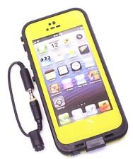 Water Proof Resistant Case Cover for iPhone 5/5s Cellphone Yellow