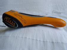 Selle Italia Flite Titanium Gel Saddle - Orange