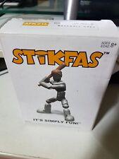 Stikfas AFK21L G2 Alpha Male Baseball Grey Action Figure Kit DIY -(#HM-2)