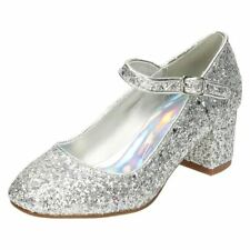 Chaussures à boucle pour fille de 2 à 16 ans Pointure 28