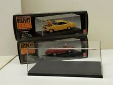 (3) PRESTIGE DISPLAY CASES FOR 1/24 SCALE MODELS NIB