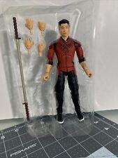 Marvel Legends Shang-Chi Action Figure LOOSE Complete  No Mr. HYDE BAF SHANG-CHI