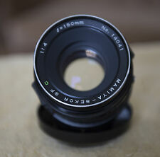 Mamiya Sekor 150mm f4 C SF lens for RB67
