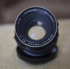 Mamiya Sekor 150mm f4 C SF lens for RB67