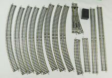 Bachmann Track Selection from Train Set, OO Gauge Hornby Compatible.
