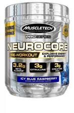 Muscle Tech NeuroCore Pre Workout Stimulant Beta Alanine Cirtulline Creatine HCL