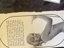 m5-1a ephemera 1970s film picture Julie ege rentadick