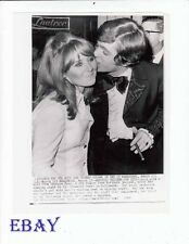 Lulu candid  1968 Georgee Fame VINTAGE Photo Cocoanut Grove Hollywood