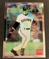 1998 Topps #M19 Mystery Finest Barry Bonds - Giants
