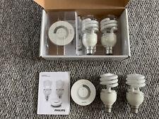Philips Living Whites B22 Starter Kits 1 New/ 1 Used