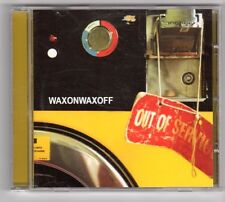(GS902) Waxonwaxoff, Out Of Service EP - 2003 CD