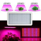 Sale 6W 600W Full Spectrum LED Grow Light Panel Flower Veg Hydroponics Lamp Bulb