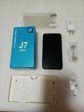 Samsung Galaxy J7 Neo  SM-J701M 16GB Dual-SIM GSM Unlocked with Accessories