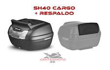 Baul maleta Shad Sh39 negro transporte