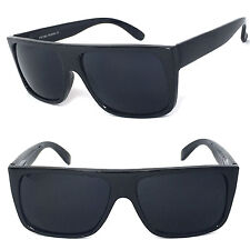 Classic Old School Eazy E Flat GANGSTER CHOLO Sunglasses Super Dark UV Protect
