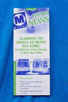 Los Angeles Metro News - 9/2002 - Older Diesels Out - New CNG In