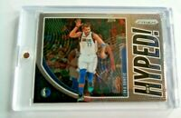 Luka Doncic 2019-20 Prizm Get Hyped! Dallas Mavericks Insert