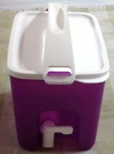 Tupperware 3 litre  Beverage Dispenser With Handle -Water Dispenser