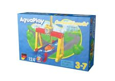 Big 124-Aquaplay Conteneur Crane Set-Neuf
