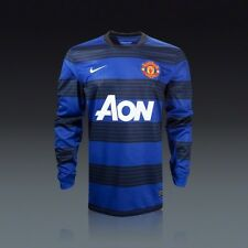 Authentic Nike Junior Kids Manchester United Away Shirt 2011/12, 13-15 Years