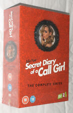 Secret Diary of A Call Girl - Series 1-4 (1,2,3,4) Complete DVD Box Set SEALED