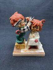 "VTG Goebel Charlot BYj  ""Sheer Nonsense!""  W. Germany 1957 Porcelain Figurine"