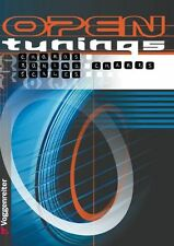Klein Mohr Open Tunings Learn to Play Charts Chords Scales GUITAR Music Book