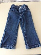 Riders Jeans~ Toddler Girls 2T~ Elastic Back Waist ~ Sturdy ~ Hardly Worn