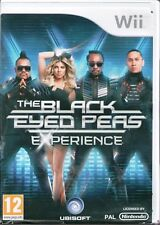 Wii-THE BLACK EYED PEAS EXPERIENCE (Nintendo Wii, 2011) - versione Europea