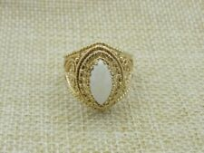 10K Vintage Opal Yellow Gold Ring (PC0000157)