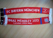 FC BAYERN MÜNCHEN Finale Schal Champions League Wembley London 2013
