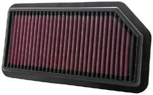 K&N Hi-Flow Performance Air Filter 33-2960 fits Hyundai i20 1.4 (PB,PBT), 1.6...