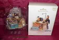 2007 HALLMARK KEEPSAKE ORNAMENT CAULDRON TROUBLE HARRY POTTER MAGIC - LIGHT