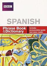 BBC español libro de frases & Diccionario (inglés y español edición) nuevo libro en rústica