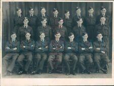 More details for 1949 raf wythall course 71 class b no1 school admin training orig photo 8.4x6.4