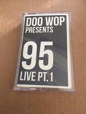 DJ DOO WOP 95 Live Pt.1 CLASSIC 1995 Bronx 90s NYC Hip Hop Cassette Mixtape Tape