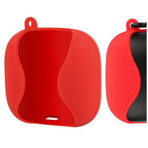 Geekria Silicone Case for Beats Powerbeats Pro Wireless Bluetooth Earbuds (Red)