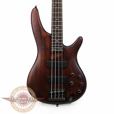 Brand New Ibanez SR500BM 4-String Electric Bass in Brown Mahogany with Case