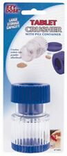 Ezy-Dose Tablet Crusher with Pill Container 1 ea
