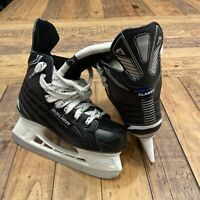 Bauer Nexus Classic Ice Hockey Skates Boys Youth Size 3