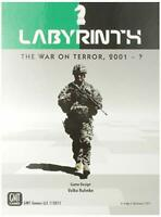 Labyrinth: The War on Terror, 2001 - ? GMT Games 1012