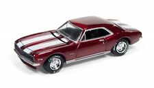 1967 Chevy Camaro in rot, Johnny Lightning Holiday Classic, 1/64