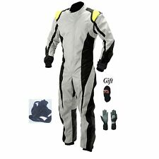 Kart race suit set (free gifts)