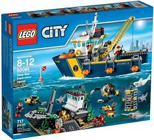 LEGO City 60095 Deep Sea Exploration Vessel - Brand New And Sealed