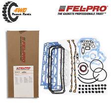 FELPRO FULL GASKET SET KIT FORD 302-351 CLEVELAND 2V & 4V FEAFS8347PT - NO INLET