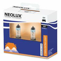 H7 Extra Light +130% mehr Licht 2st. Abblendlicht Fernlicht Neolux by OSRAM