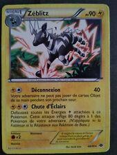 Carte Pokémon Française RARE 48 /99 ZEBLITZ destinées Futures