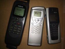 1 Nokia 9000/1 Nokia 9500/1 Nokia9210i Communicator,VeryGdCosmetic+Wkg.Condition