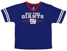 OuterStuff NFL Youth Boys Team Color Mesh Jersey, New York Giants